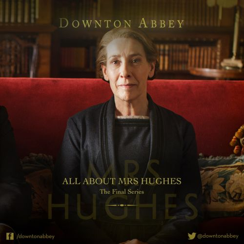Where is Elsie Hughes now?  Arriving at Downton Abbey in 1895, Mrs Hughes' (Phyllis Logan) first job was Head Housemaid, though she was later promoted to housekeeper. Despite going by the name Mrs Hughes, Elsie revealed that she had never been married before and chose to go by the title 'Mrs' as it was more fitting for a housekeeper.    In series one we see Mrs Hughes who, whilst strict, is kind-hearted and offers useful advice to other downstairs' staff.  When Mr. Bates arrives at Downton…