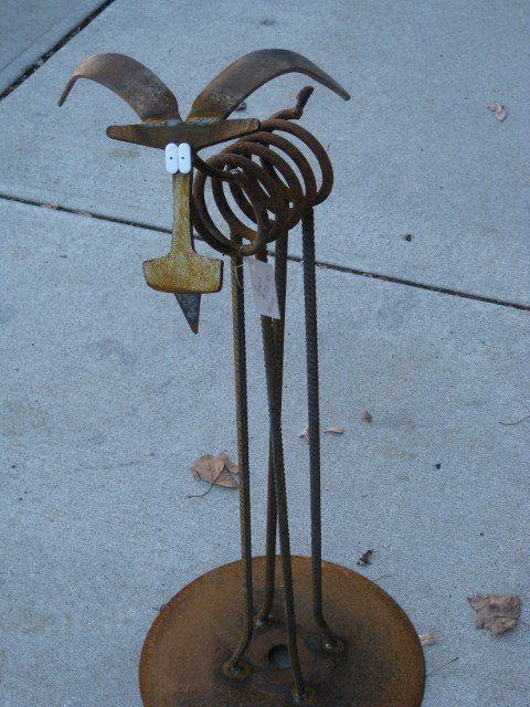 Recycle by Iron Art - Genoa Ohio