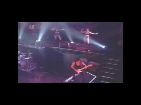 Nacho Cano - Vivimos Siempre Juntos (Tour 1997 - El Lado Femenino) en vivo