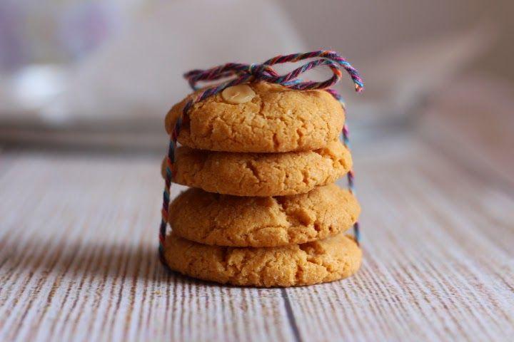 Pitadinha: Cookies da preguiça sem glúten e sem lactose #SegundaLevinha