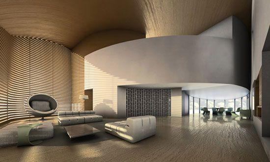 Light Brown Interior