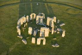 Stonehenge;III-II millennio a. C.;pietre in gneiss;Wiltshire, Inghilterra
