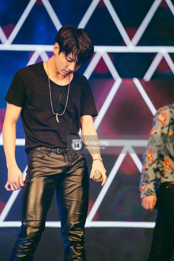 BTS @ the 2016 Gala Vietnam Top Hits Backstage 160119 | Jungkook