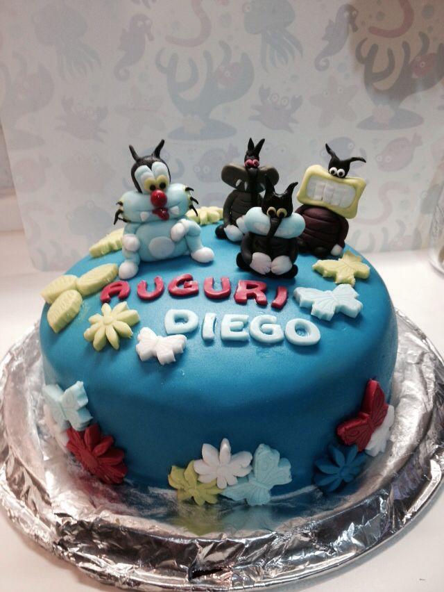 Cake oggy