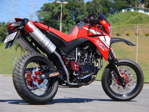 Top Motos: XT 660 Yamaha Especial Fotos