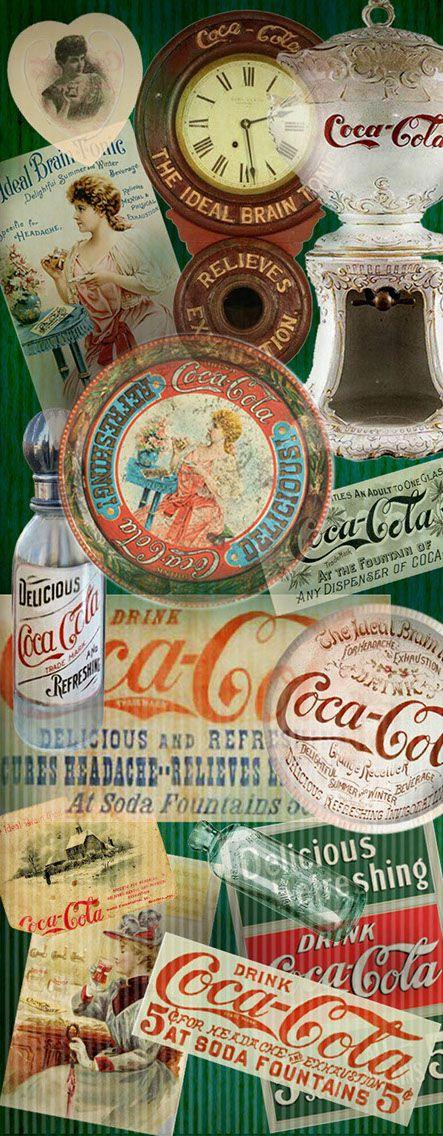 Coca-Cola - 1890s. Rss