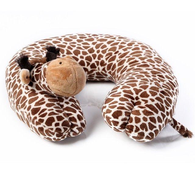 Neck Support Pillow-Giraffe