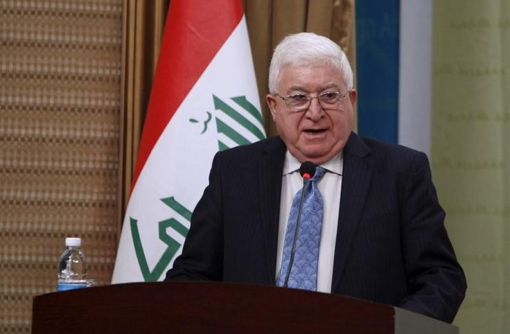 Iraqi president says Turkish deployment inside Iraq violates international law #Iraq, #Turkey, #World