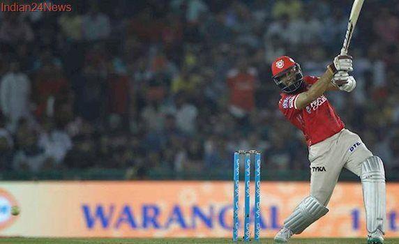 Hashim Amla scores second century of IPL 2017