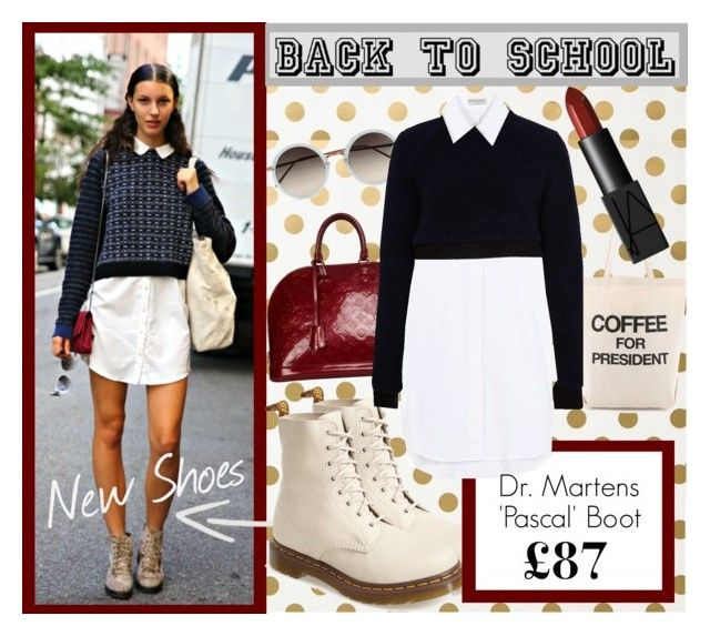 """Back to School: New Shoes"" by katiegillharrison on Polyvore"