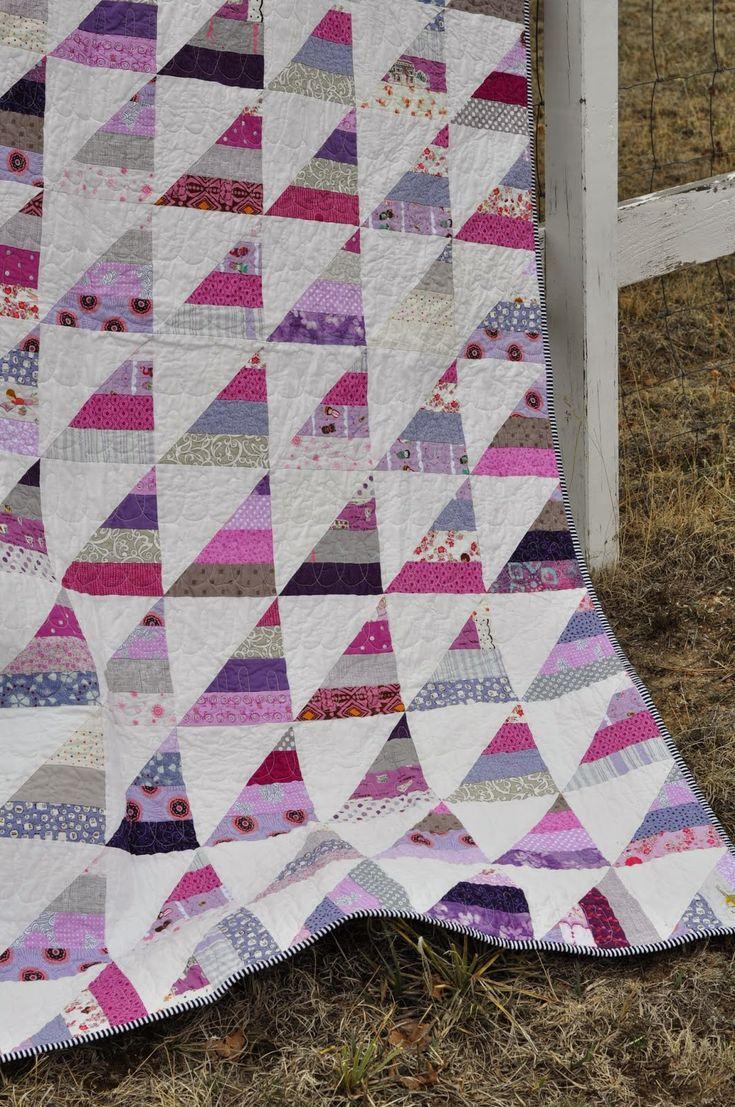 1000+ ideas about Strip Quilt Patterns on Pinterest Strip Quilts, Quilt Patterns and Quilts