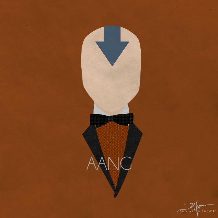 Aang v2 by johnisorena.deviantart.com on @deviantART