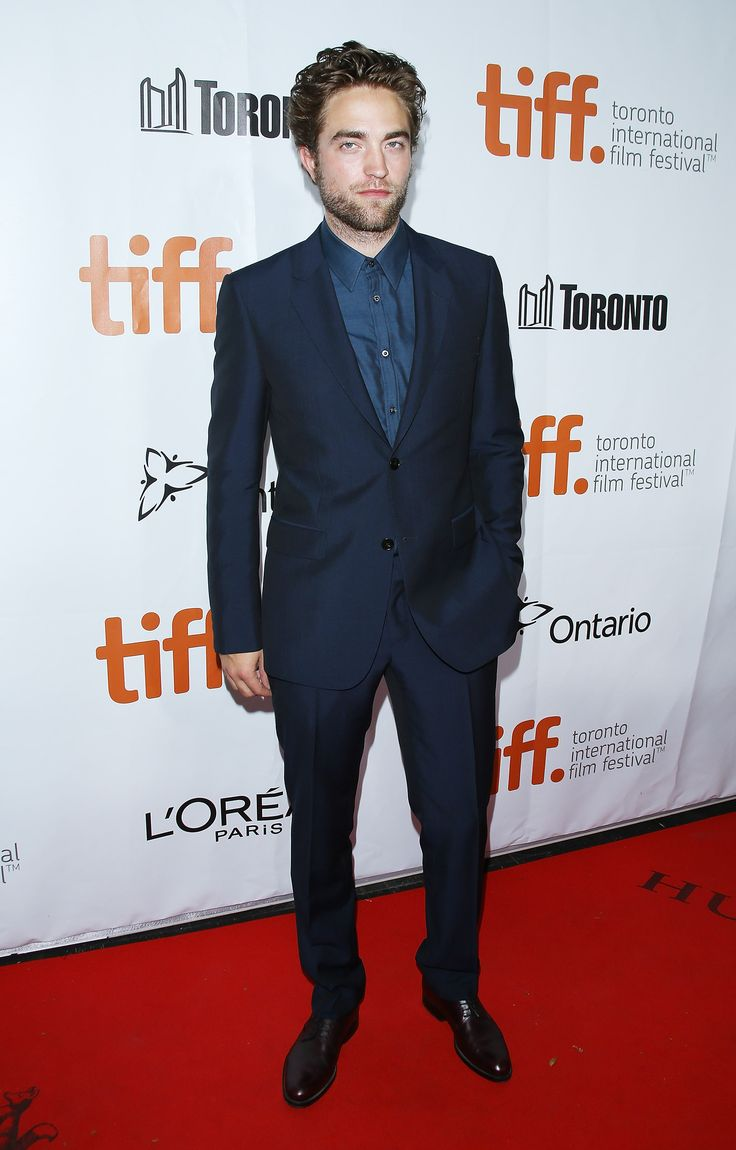 The handsome Robert Pattinson at the #TIFF14 premiere of Maps to the Stars. (Photo: Getty Images)
