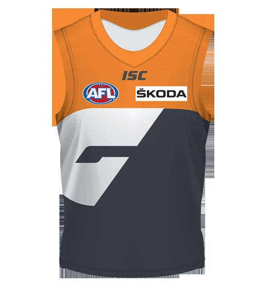2012 GWS GIANTS Home Guernsey Mens $110