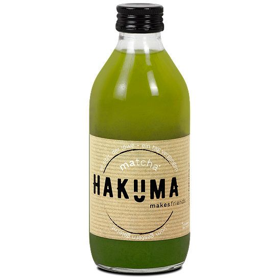 Hakuma Bio-Matcha Tee Erfrischungsgetränk, Tee, für Bio-Naschkatzen bei dm drogerie markt.
