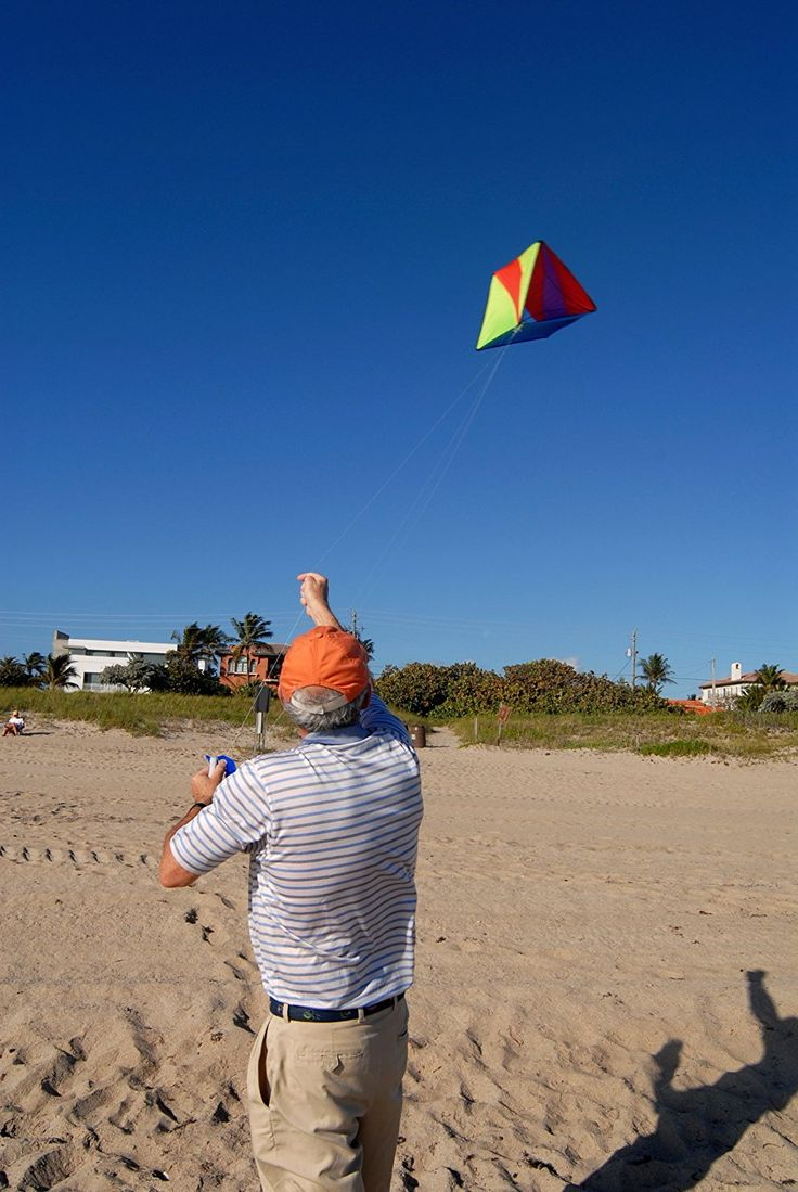 Prism Triad Single-line Box Kite