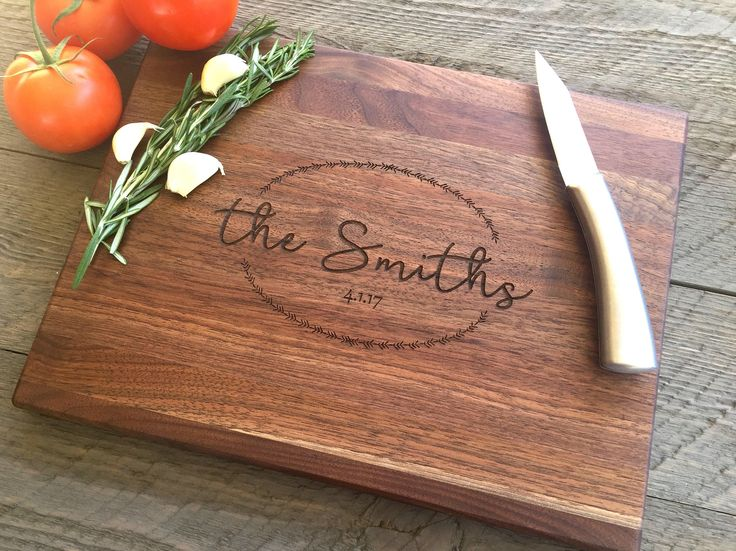typed recipe cutting board - 736×551
