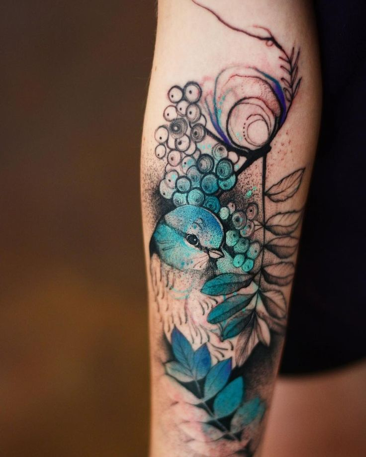 Bird Tattoos Meaning and Symbolism – The Wild Tattoo