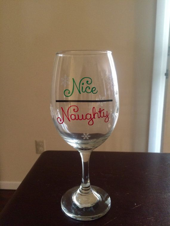 17 best images about wine glass on pinterest painted for Christmas painted wine glasses pinterest