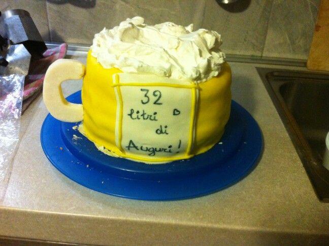 32 litri di auguri