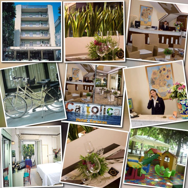 Un pò di noi #Hotel #Caracas #Cattolica #Cattolicavacanze