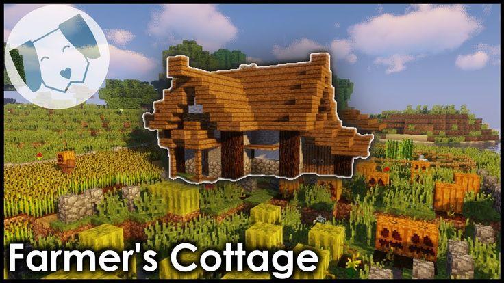 29e2abe7acbad213fd18a95ec71154f3 - 24+ Small Cute Cottage Small Cute Minecraft House Ideas Pics