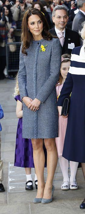 El look-book de Kate Middleton