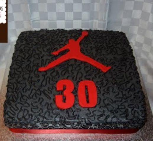 Excellent Air Jordan 30 Eggs Surprise 30Th Birthday Personalised Birthday Cards Akebfashionlily Jamesorg