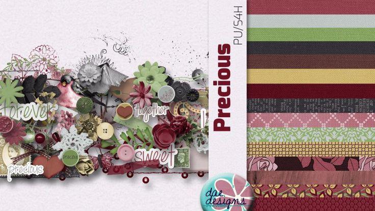 Precious by Dae Designs