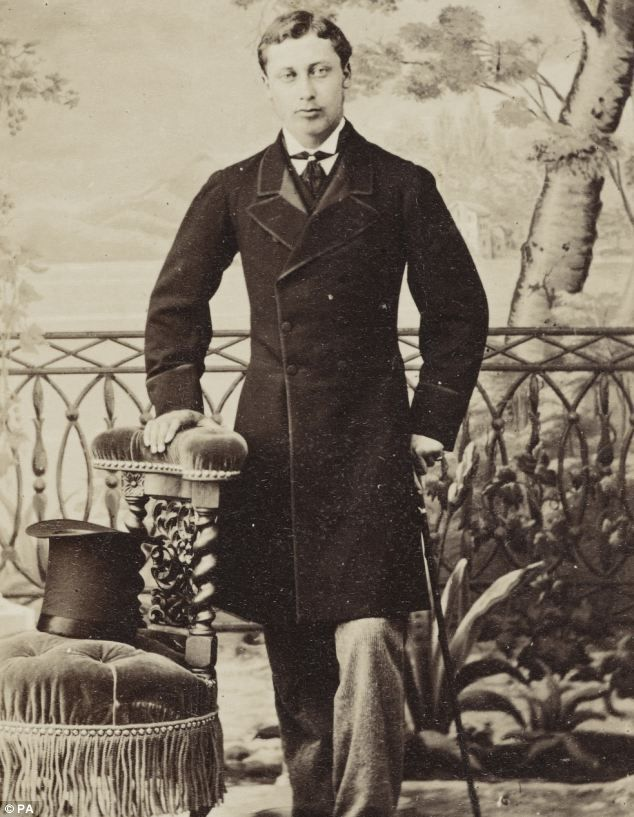 89 Best Images About 2a Albert Victor Eddy Duke Of