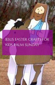 jesus ostern basteln für kinder palmsonntag – Best Easy Crafts Ideas 2020