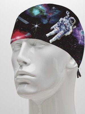 Gorro quirúrgico astronauta
