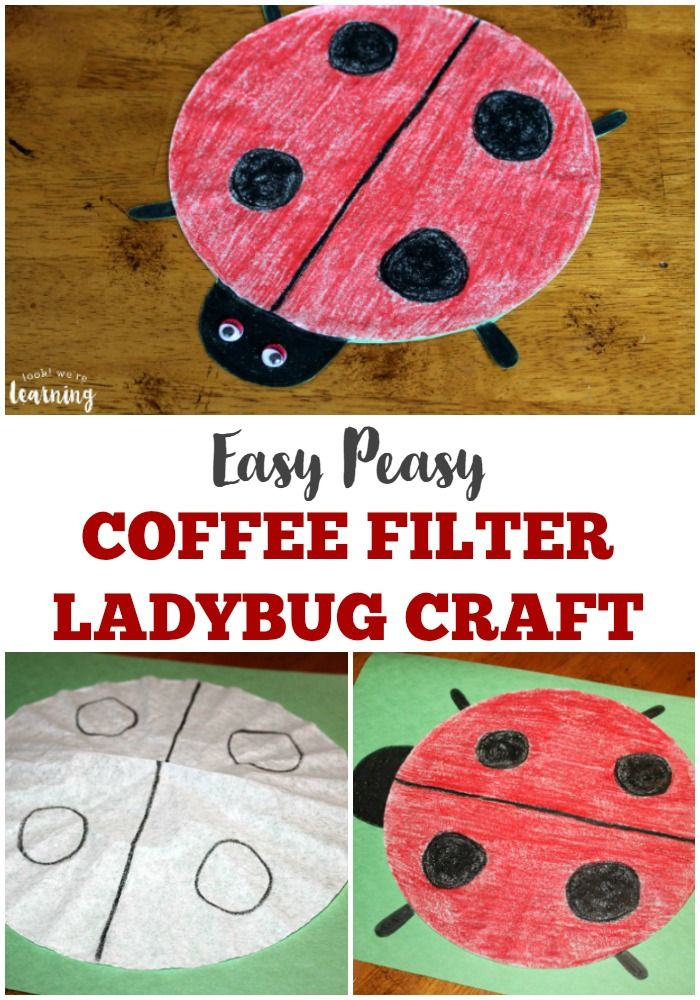 17 best ideas about ladybug crafts on pinterest ladybird for Ladybug arts and crafts