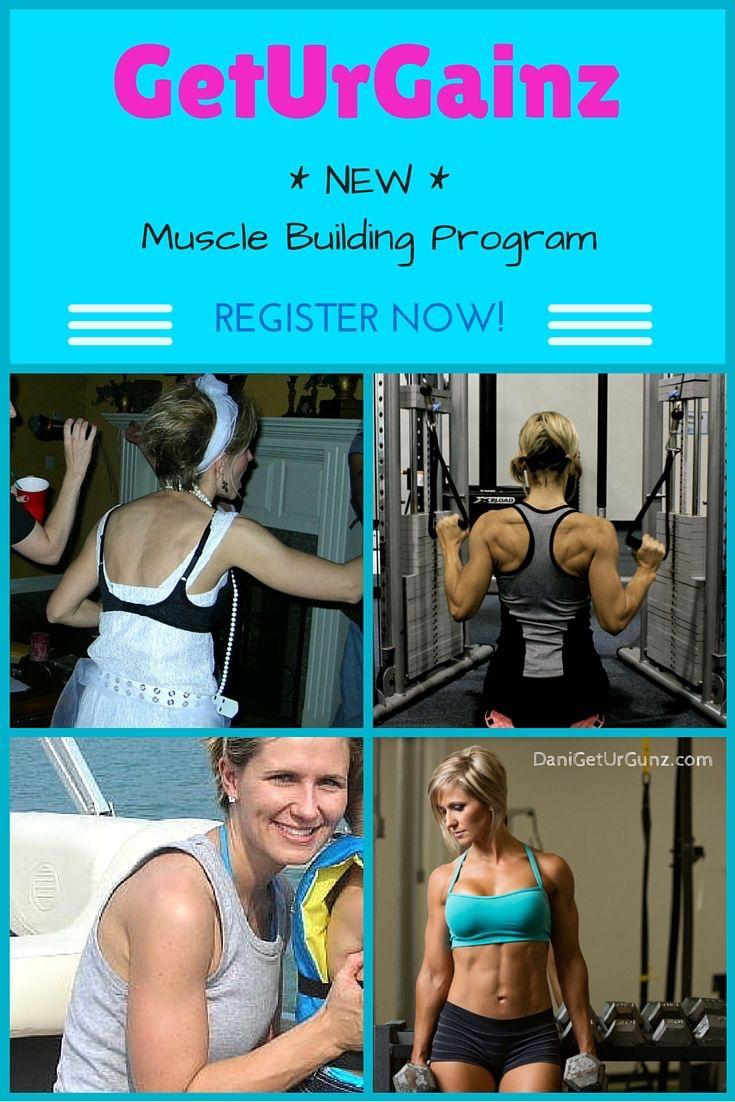 lean muscle building program pdf