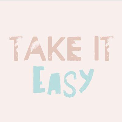 Take it easy #skinybodywear