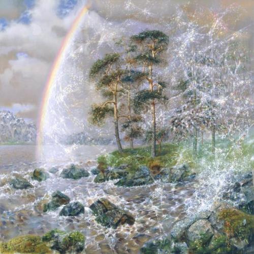 Strălucitoare pictură de Alexander Maranov