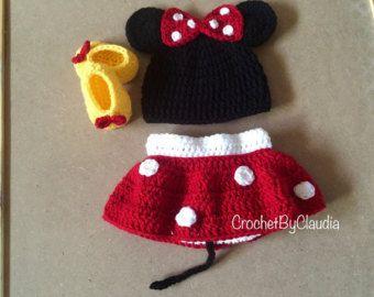 Uncinetto Belle ispirato abito e PhotoProp di CrochetByClaudia