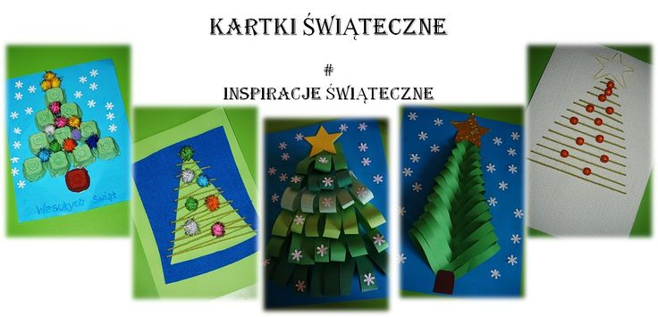 kartki świąteczne hand made