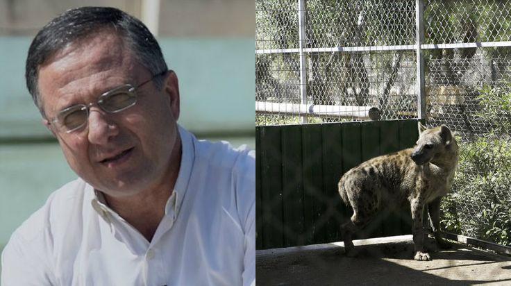 Συνεχίζει να προκαλεί ο ιδιοκτήτης του Melios Pet Center- Τα έβαλε με τον Περδίκη δημοσιεύοντας φωτογραφία του με κέρατα