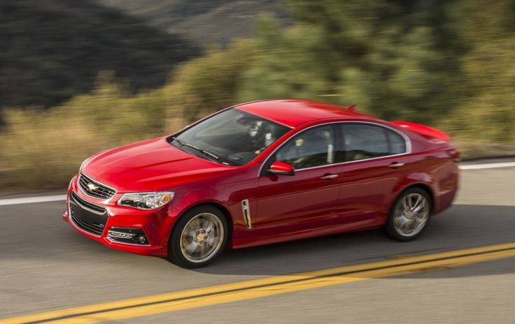 2014 Chevrolet SS: First Drive (Page 3)