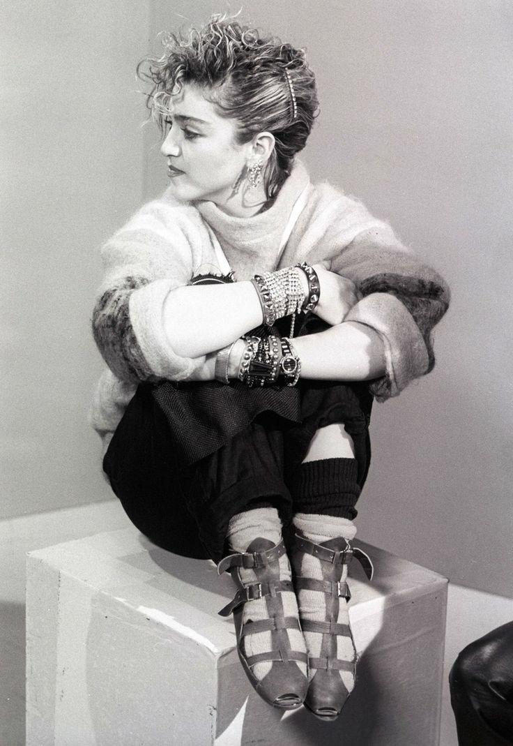 Madonna 80s rare