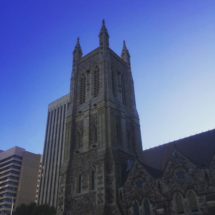 City of churches #adelaide by thestreetsofadelaide