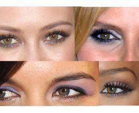 Groene ogen kunnen veel hebben, maar paars en violet laten je ogen stralen als geen ander.    Blauwe ogen zijn vaak prachtig, maar 'verpest' ze niet door de verkeerde kleur op je ooglid te smeren. Vermijd rozige tonen omdat ze het wit van je ogen roder doen lijken. Kies liever voor warme tinten zoals bruin en goud.Als je bruine ogen hebt, dan zit je in de comfortabele positie dat bijna alle kleuren oogschaduw jou staan.