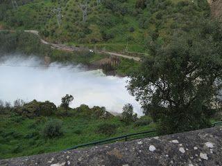O cantinho da Sila: Barragem de Castelo de Bode