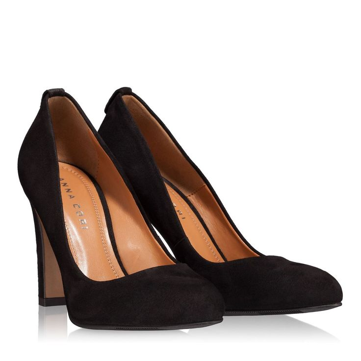 Pantofi Dama Negri 4117 Piele Intoarsa