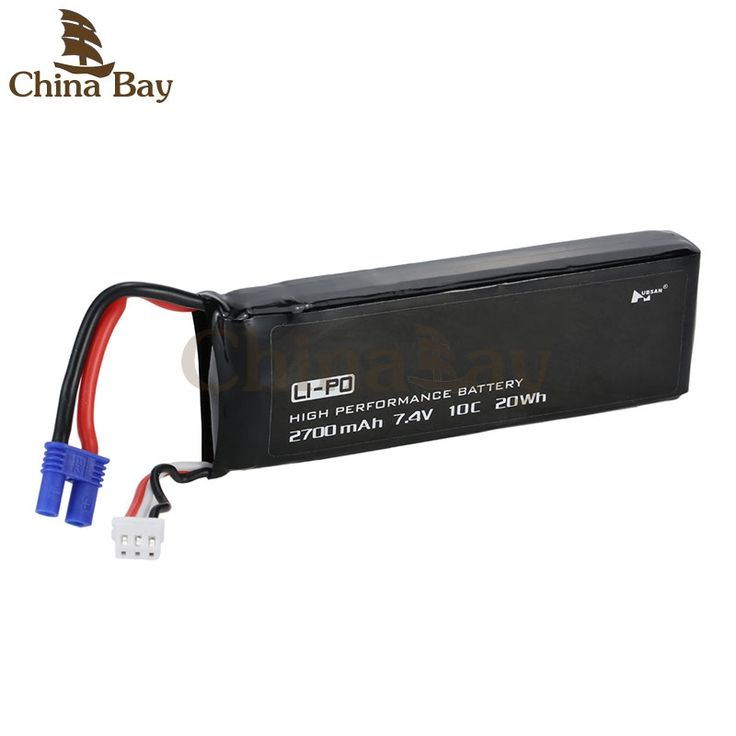 14.99$  Watch now - 100% Original Hubsan H501S Lipo Battery 7.4V 2700mah 10C Batteies For Hubsan H501S X4 H501C RC Quadcopter Airplane Drone Parts  #magazine