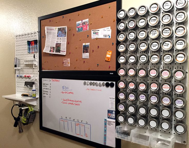 find this pin and more on pegboard ideas - Kitchen Pegboard Ideas
