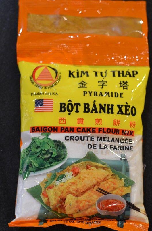 Banh Xeo – Vietnamese Crepes |