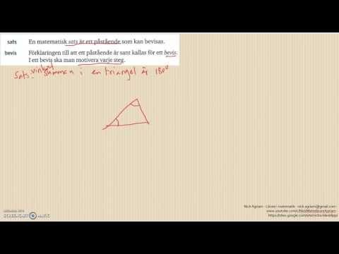 Matematik 5000 Ma 2a   Kapitel 3   Geometri   Geometri och bevis   (3115...