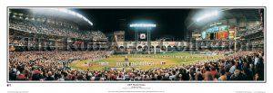 2005 World Series Panoramic Photo of Houston Astros.